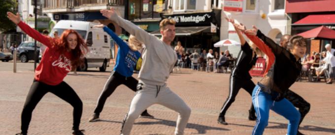 Dancers Slide 1