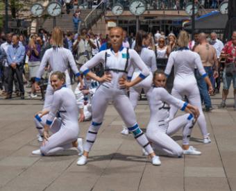 Dancers Slide 2