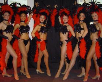 Dancers Slide 3